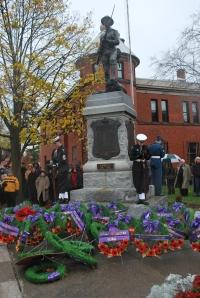 Cenotaph Dundas Ontario